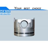 Buy cheap Metal 1.65 KG ISUZU Piston , CXZ81K / EXZ81D Isuzu Spare Parts 1121119260 from Wholesalers