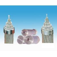 Buy cheap High Strength Carbon Fiber Composite Core Compressed Aluminum Twisted ACSR Wire from Wholesalers