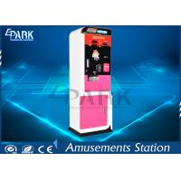 Buy cheap Coin Token Changer Amusement Game Machines Automatic With ICT Bill Acceptor from Wholesalers