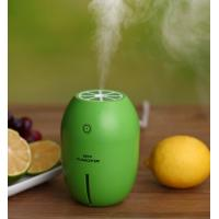 Buy cheap 180ml USB Charge 4 Hours Auto Shut-off Car Lemon Mini Air Cool Mist Humidifier from Wholesalers