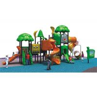 Buy cheap Outdoor Playground Equipment For Parks, kids Outdoor Playground For Plastic from Wholesalers