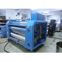 Buy cheap Eco - Profit 100% Full Oil Roller Heat Transfer Machine For Fabrics from Wholesalers