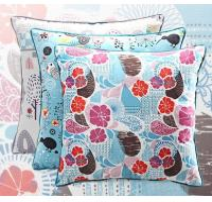 Quality Digital floral printing cushion,custom design cushion,sofa decorative square 45cm cushion wholesale