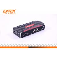 Buy cheap 4 USB Ports 68800 Mah 12v 24v Jump Starter With Standard Accessories from wholesalers
