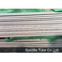 Quality 1.4462 Duplex Stainless Steel Pipe , UNS S31803 20FT Double Tube Heat Exchanger for sale