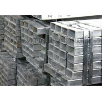 Buy cheap Cold Drawing Galvanized Steel Pipe for Military , BK BKS BKW ST44 Square Steel Tube from Wholesalers