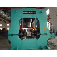 Buy cheap Auto 200 Ton Hydraulic Extrusion Press For Copper Tee Elbow Plumbing HY33 from Wholesalers