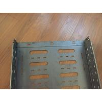 Buy cheap Medium Duty Return Flange Cable Tray Making Machine Length 50m X Width 4m X Height 5m from wholesalers