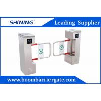 Quality RFID Rust - Proof Security Swing Barrier Gate Bi-Direction For Office Center wholesale