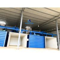 Buy cheap Commercial Field Vegetable Vacuum Cooler Modern Facility Low Temperature from Wholesalers