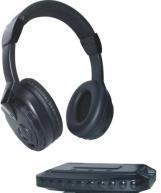 Wireless Headphones with FM Radio