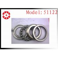 Buy cheap Genuine 51122 Thrust Ball Bearing  For Crane Hook Machine Smooth Rolling from Wholesalers