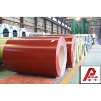 Buy cheap CGCC , EN10169 Prepainted Galvanized Steel Coil / color coated steel coil for wall panel from Wholesalers