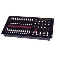 Buy cheap Nightclubs Digital 24 DMX led driver Lighting Controller / MIDI stage lighting software from wholesalers