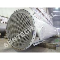 Buy cheap Chemical Processing Equipment Zirconium 702 Shell And Tube Heat Exchanger  for Acetic Acid from Wholesalers