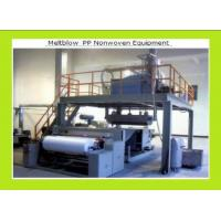 Buy cheap Professional SMS Non Woven Fabric Making Machine , Auto Non Woven Fabric Production Line from Wholesalers