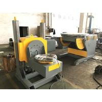 China Hydraulic Height Adjustment Tilting Welding Turn Table Positioner Load Capacity 3 Ton on sale