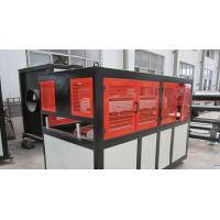 Buy cheap Eco-friendly Plastic Profile Production Line , PP PE PVC Hollow Profile Extruder from Wholesalers
