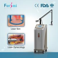 Buy cheap Anti-aging anti wrinkle vaginal treatment  skin resurfacing use  Fractional co2 laser machine for sale from Wholesalers