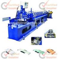 Buy cheap Garage Door Panel Roll Forming Machine from Wholesalers