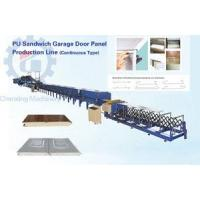 Buy cheap Garage Door Panel Production Line from Wholesalers