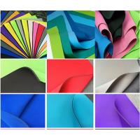 Quality Environment SBR Neoprene , Smooth Skin SBR Rubber Sheet For Sports wholesale