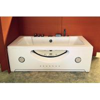 Buy cheap Double Jacuzzi Whirlpool Bath Tub Small Deep Soaking Tub Computer Control Ss Support from Wholesalers