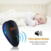 Insects Roaches Flies Ants Mice Repelling Control Ultrasonic Pest Repeller