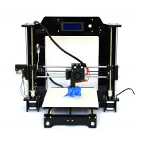 Buy cheap Reprap Prusa i3 3d printer 3 dimensional Printer for Crafts Modeling from Wholesalers