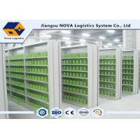 Quality Customized Acid Washed Medium Duty Shelving Warehouse With Cold Rolled Steel wholesale