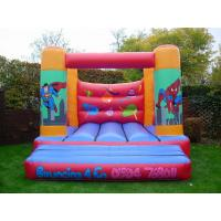Buy cheap inflatable trampoline BC-270 from Wholesalers