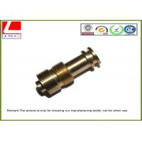 Quality custom male and female thread brass shaft type air compressor fittings wholesale