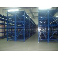Buy cheap Medium Duty Shelf Steel Racking Systems high density Warehouse Racks from Wholesalers