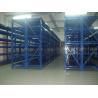 Buy cheap Medium Duty Shelf Steel Racking Systems high density Warehouse Racks from Wholesalers