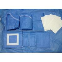 Buy cheap Sterile Orthopaedic Disposable Surgical Kits , Custom Surgical Packs 50 Gsm from Wholesalers