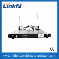 Buy cheap UAV COFDM Video Wireless Audio Transmitter 1U Receiver With H.264 from Wholesalers
