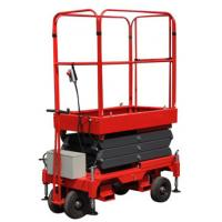 Quality 3 Meters Hydraulic Mobile Scissor Lift with 300Kg Loading Capacity for sale