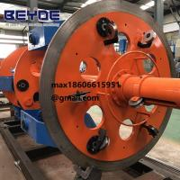 Buy cheap ACSR copper and aluminum cable strand Planetary Stranding Machine from Wholesalers