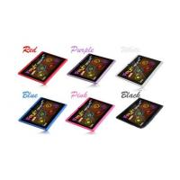 Buy cheap 7 Inch Android 4.0 Capacitive Touchscreen Tablet PC A13 With Video AVI / FLV from wholesalers