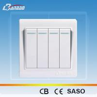 Buy cheap LK4007 high quality PC light switch from Wholesalers