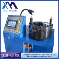 China Hose Fitting Hydraulic Air Suspension Crimping Machine Swage Machine Air Shock on sale