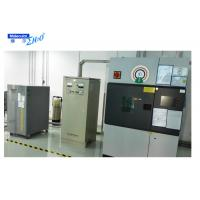 Buy cheap Textile Material Deionized Water Machine Test Ultrapure Water , Deionized Ion Exchange Water Purifier from wholesalers