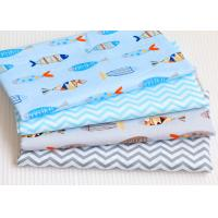 Buy cheap Breathable Garment Printed Cotton Canvas With Comfortable Feeling from Wholesalers