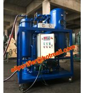Turbo Oil vacuum separation technology portable oil filtering machines,turbine oil purifier for breaking emulsification
