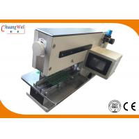 Buy cheap Guillotine Cutter PCB Cutting Machine for Metal Board With Linear Blades from Wholesalers