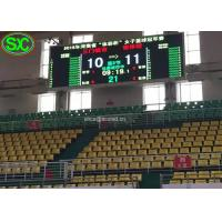 Buy cheap P10 Sports Scoreboard Stadium Full Color Football LED Display WIFI Control from Wholesalers