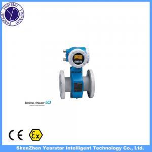 Buy cheap Endress Hauser/ Electromagnetic flowmeter Proline Promag 55S/water flowmeter from wholesalers