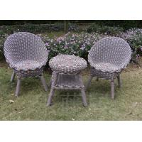 Buy cheap Children Design Rattan Table And Chairs Set With Store Table from wholesalers