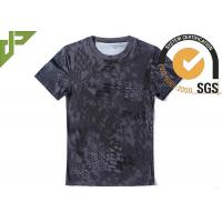 Quality Summer Typhon Men's Tactical T Shirts , Police Department T Shirts  Customized wholesale