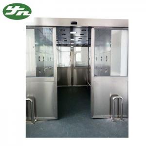 Industrial Custom Cleanroom Air Shower Channel Unique Air Freshening System